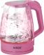 Электрочайник Vitesse VS-176 (розовый) -