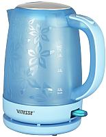 Электрочайник Vitesse VS-175 (голубой) -