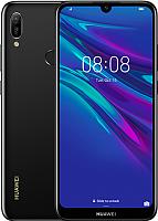 Смартфон Huawei Y6 2019 Dual Sim / MRD-LX1F (черный) -