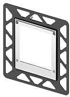 Монтажная рамка для плитки TECE Urinal для стеклянных панелей 9242646 (белый) -