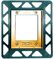 Монтажная рамка для плитки TECE Urinal для стеклянных панелей 9242648 (позолоченный) -