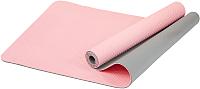 Коврик для йоги и фитнеса Sundays Fitness IRBL17107 (розовый) -