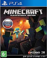 Игра для игровой консоли Sony PlayStation 4 Minecraft -