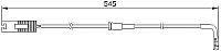 Датчик износа тормозных колодок Bosch 1987474940 -