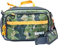 Сумка рыболовная Rapala Jungle Messenger / RJUMB -