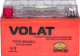 Мотоаккумулятор VOLAT YTX7A-BS iGEL L+ (7 А/ч) -
