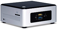 Неттоп Z-Tech 23.8-N3050-8-SSD 240Gb-0-C5C-00w -