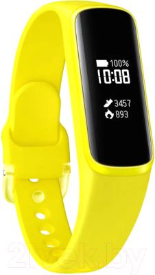 Фитнес-трекер Samsung Galaxy Fit e / SM-R375NZYASER (желтый) -