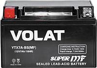 Мотоаккумулятор VOLAT YTX7A-BS MF L+ (7 А/ч) -