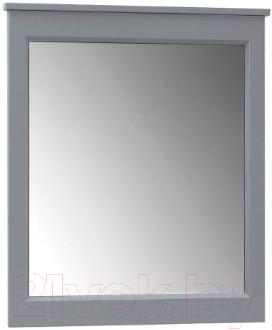 Купить Зеркало для ванной Belux, Болонья В70 (30, железный серый/матовый), Беларусь