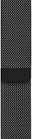 Ремешок для умных часов Apple Space Black Milanese Loop 44mm / MTU52 -