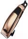 Машинка для стрижки волос Centek CT-2129 (черный/золото) -
