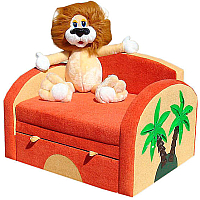 Кресло-кровать М-Стиль Львенок -