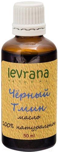 Купить Масло для тела Levrana, Черный тмин (50мл), Россия