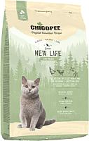 Корм для кошек Chicopee CNL New Life (15кг) -
