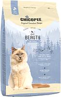 Корм для кошек Chicopee CNL Beauty с лососем (1.5кг) -