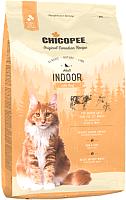 Корм для кошек Chicopee CNL Indoor с говядиной (15кг) -