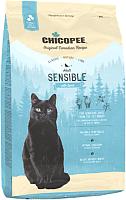Корм для кошек Chicopee CNL Sensible с ягненком (15кг) -