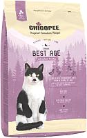 Корм для кошек Chicopee CNL Senior Best Age (1.5кг) -