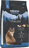 Корм для кошек Chicopee HNL Sterilized (1.5кг) -