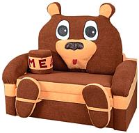 Кресло-кровать М-Стиль Мишка -