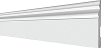 Плинтус Decor-Dizayn DD50 (126x16x2000) -