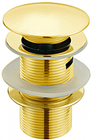 Выпуск (донный клапан) Melana MLN-TB51 (золотой) -