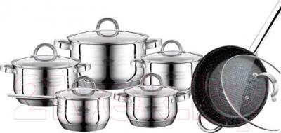 Набор кухонной посуды Peterhof PH-15797 - общий вид