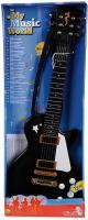 Музыкальная игрушка Simba Рок-гитара (10 6837110) (черный) -