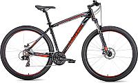 Велосипед Forward Next 29 2.0 Disc 2019 / RBKW9M69Q022 (21, черный) -