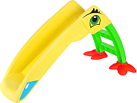 Горка PalPlay Пеликан 607 (желтый/красный/зеленый) -