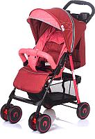 Детская прогулочная коляска Babyhit Simpy (бордовый) -
