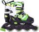 Роликовые коньки Ridex Joker (р-р 35-38, зеленый) -