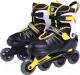 Роликовые коньки Ridex Eagle (р-р 38-41, желтый) -