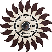 Термометр для бани Банные Штучки Солнышко / 18043 -