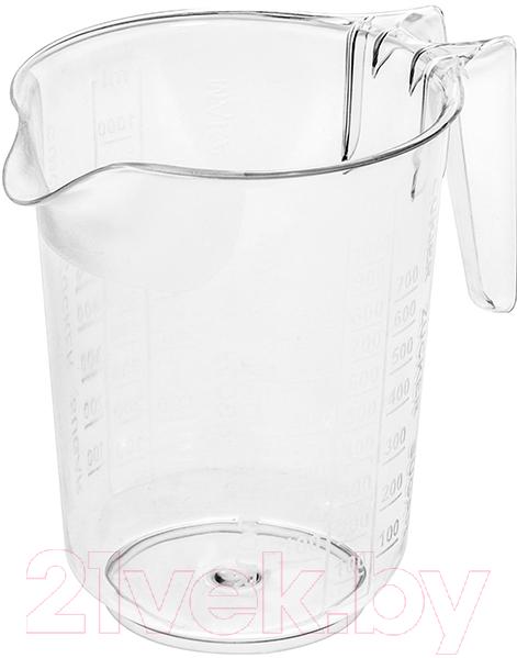 Купить Мерный стакан Maku Kitchen Life, 277188, Китай, прозрачный, пластик