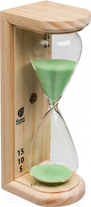 Купить Песочные часы Банные Штучки, 18035, Китай, дерево