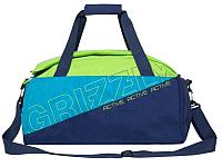 Спортивная сумка Grizzly TU-910-2 (синий/салатовый) -