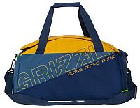 Спортивная сумка Grizzly TU-910-2 (синий/желтый) -