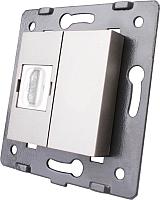 Розетка Livolo VL-C7-1HD-15 (серый) -