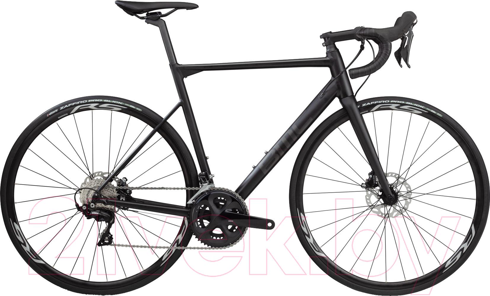 Купить Велосипед BMC, Teammachine ALR Disc One 105 2019 / ALRDiscOne (54, черный/серый/серый), Швейцария