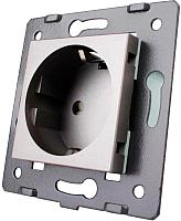 Розетка Livolo VL-C7-C1EU-15 (серый) -
