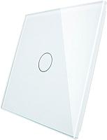Лицевая панель для выключателя Livolo BB-C7-C1-11 (белый) -