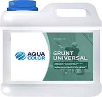 Грунтовка AquaColor Grunt Universal (2л) -