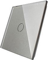 Лицевая панель для выключателя Livolo BB-C7-C1-15 (серый) -