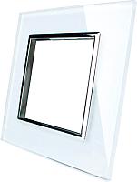 Рамка для выключателя Livolo BB-C7-SR-11 (белый) -