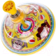 Игрушка детская Pelican Юла / 0206 (веселые зверята) -