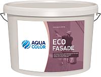 Краска AquaColor Eco Fasade (7кг) -