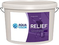 Краска AquaColor Relief -