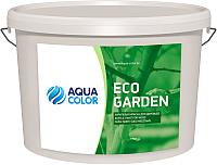 Краска AquaColor Eco Garden (6.5кг) -